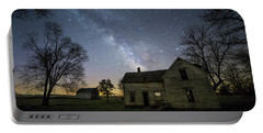 Linear Portable Battery Charger by Aaron J Groen
