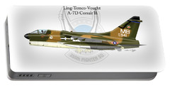 Ling-temco-vaught A-7d Corsair Portable Battery Charger