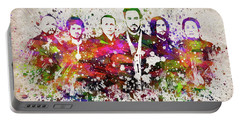 Linkin Park In Color Portable Battery Charger