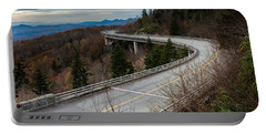 Linn Cove Viaduct Late Fall Portable Battery Charger