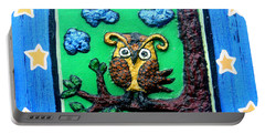 Lint Owl Portable Battery Charger