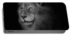 Lion Art Portable Battery Charger