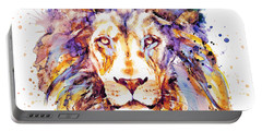 Lion Head Portable Battery Charger
