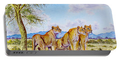 Lion Pack Portable Battery Charger