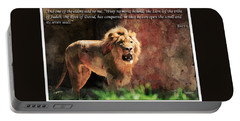 Lion Revelation 5 Portable Battery Charger
