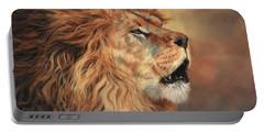 Lion Roar Profile Portable Battery Charger