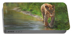Lioness. Water's Edge Portable Battery Charger