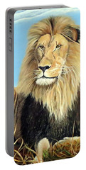 Lions Pride Portable Battery Charger