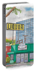 Liquor For Lease In Burbank, California Portable Battery Charger