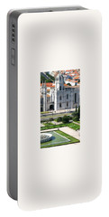 Lisbon Building Park Grass Beautiful 859 300x533 Portable Battery Charger