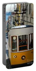 Lisbon - Portugal - Elevador Da Bica Portable Battery Charger