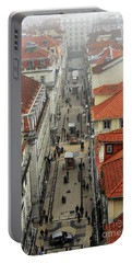 Lisbon Street. Portugal Portable Battery Charger