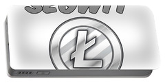 Litecoin Segwit Portable Battery Charger