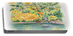 Lithia Park Reflections Portable Battery Charger