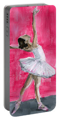 Little Ballerina Portable Battery Charger