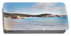 Portable Battery Charger featuring the photograph Little Beach, Australia by Ivy Ho