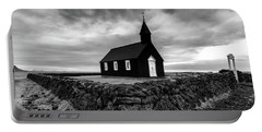 Little Black Church 2 Portable Battery Charger