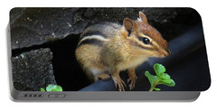 Little Chipmunk  Portable Battery Charger