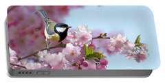 Little Coal Tit Portable Battery Charger