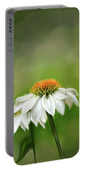 Little Cone Flower Portable Battery Charger