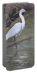 Little Egret Portable Battery Charger