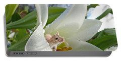 Little Field Mouse Portable Battery Charger