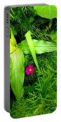 Little Flower Portable Battery Charger