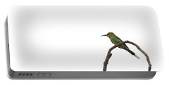 Little Green Bee Eater  Merops Orientalis  Portable Battery Charger