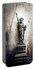 Little Lady Of Vintage Usa Portable Battery Charger