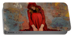 Little Mel Riding Hood Portable Battery Charger by Trish Tritz
