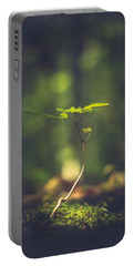 Portable Battery Charger featuring the photograph Little One by Shane Holsclaw