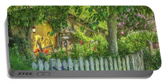 Little Picket Fence Portable Battery Charger