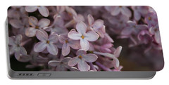 Portable Battery Charger featuring the photograph Little Pink Stars by Christin Brodie