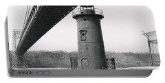 Little Red Lighthouse, 1961 Portable Battery Charger