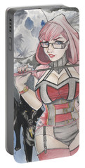 Little Red Riding Hood Portable Battery Charger
