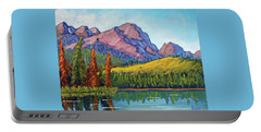 Little Redfish Lake Portable Battery Charger