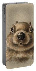 Little Squirrel Portable Battery Charger