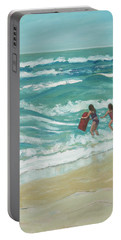 Little Surfers Portable Battery Charger