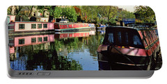 Little Venice Portable Battery Charger by David Gilbert
