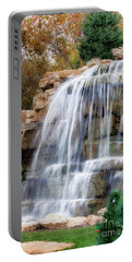 Little Waterfall Portable Battery Charger