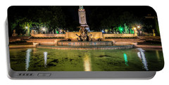 Portable Battery Charger featuring the photograph Littlefield Gateway by David Morefield