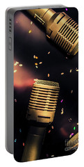Live Musical Portable Battery Charger