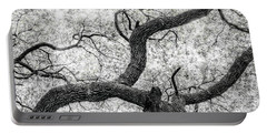Live Oak Abstract 1 Portable Battery Charger