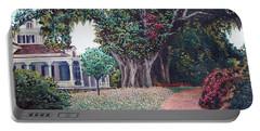 Live Oak Gardens Jefferson Island La Portable Battery Charger