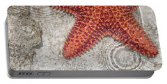 Live Starfish Natural Habitat Portable Battery Charger