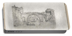 Liverpool Bridge Portable Battery Charger