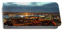 Liverpool City And River Mersey Portable Battery Charger