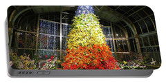 Living Color Christmas Tree Portable Battery Charger