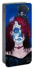 Living Dead Girl Portable Battery Charger