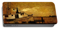Portable Battery Charger featuring the photograph Living In The Past by Susanne Van Hulst